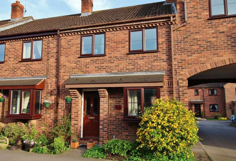 3 Bedrooms End Of Terrace House for sale in Helperby