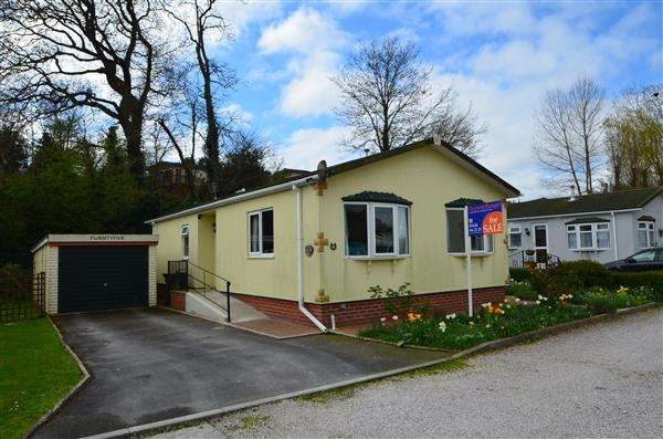 2 Bedrooms Park Home Mobile Home for sale in Beechwood Crescent, Hazelwood Park, Dawlish Warren