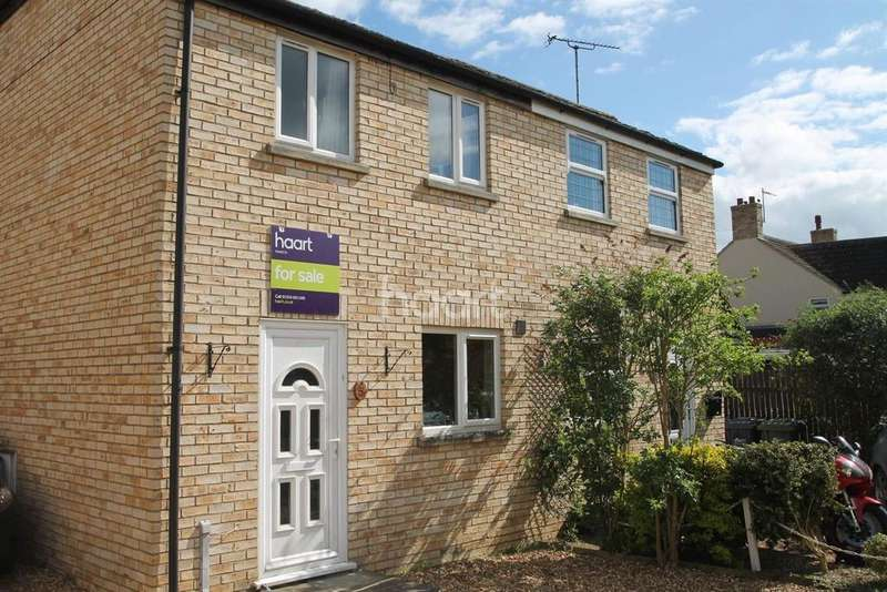 2 Bedrooms Semi Detached House for sale in Woodysfield, Wimblington