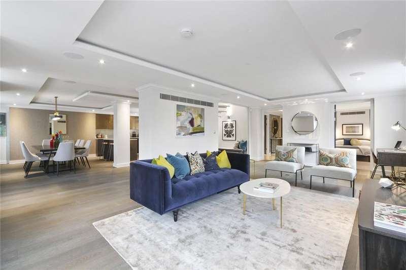 3 Bedrooms Apartment Flat for sale in The Fitzbourne, Fitzrovia, W1W
