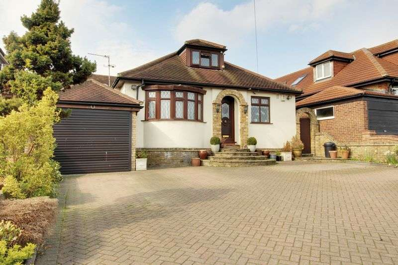 5 Bedrooms Detached Bungalow for sale in Northaw Road East, Cuffley