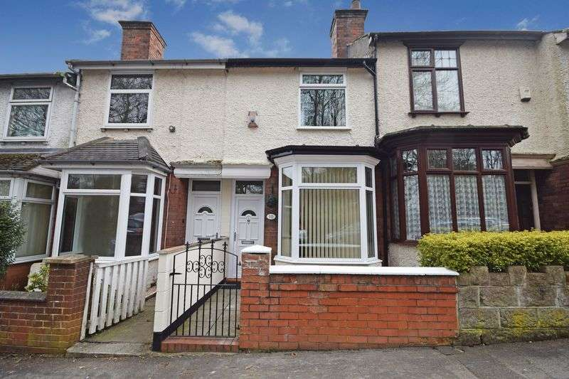 2 Bedrooms Terraced House for sale in Eastbourne Road, Northwood