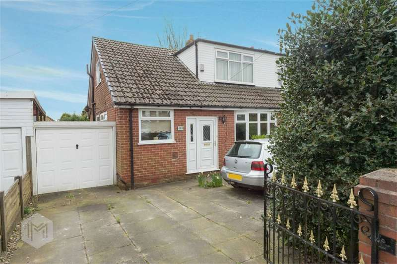 3 Bedrooms Semi Detached House for sale in Highfield Road, Farnworth, Bolton, Lancashire