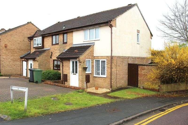 2 Bedrooms Terraced House for sale in Woodend, Kingswood, Bristol