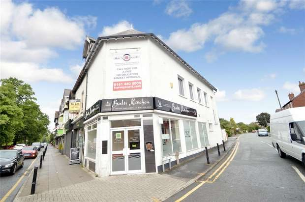 Commercial Property for sale in Bramhall Lane South, Bramhall, Stockport, Cheshire
