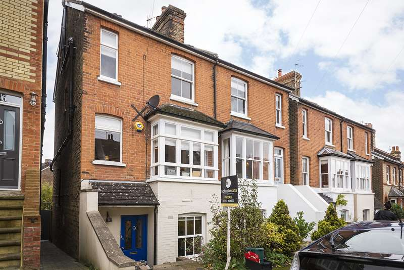 4 Bedrooms House for sale in Cornfield Road, Reigate