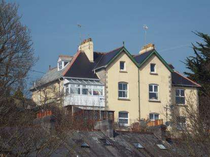 2 Bedrooms Flat for sale in Prospect Hill, Okehampton, Devon