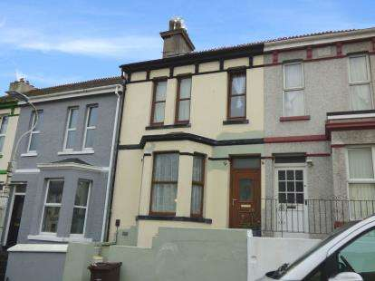 4 Bedrooms Terraced House for sale in Mutley, Plymouth, Devon