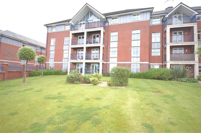2 Bedrooms Flat for sale in Victoria Mansions, 187-191 Newton Drive