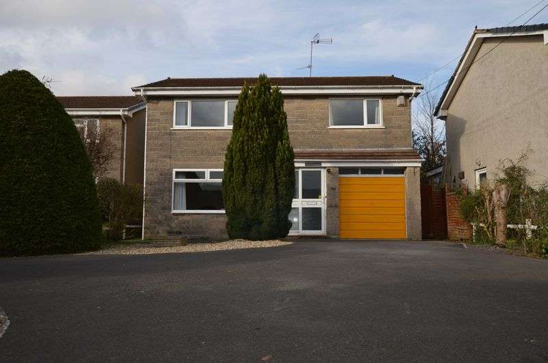 4 Bedrooms Detached House for sale in Elm Tree Road, Locking