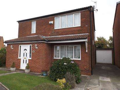 4 Bedrooms Detached House for sale in Broomfields, Denton, Manchester, Greater Manchester