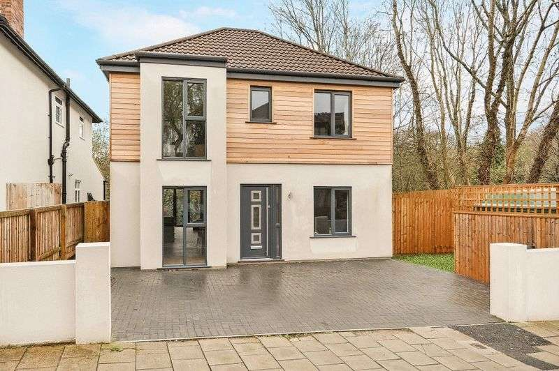 4 Bedrooms Detached House for sale in Coombe Bridge Avenue, Stoke Bishop
