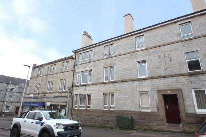 3 Bedrooms Flat for sale in Canal Street, Johnstone, Renfrewshire