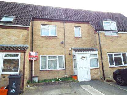 4 Bedrooms Terraced House for sale in Godolphin Close, Freshbrook, Swindon, Wiltshire