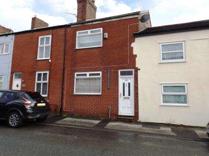 2 Bedrooms Terraced House for sale in Leigh Road, Westhoughton, Bolton, Greater Manchester, BL5
