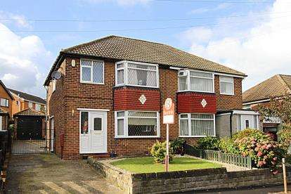 3 Bedrooms Semi Detached House for sale in June Road, Woodhouse, Sheffield