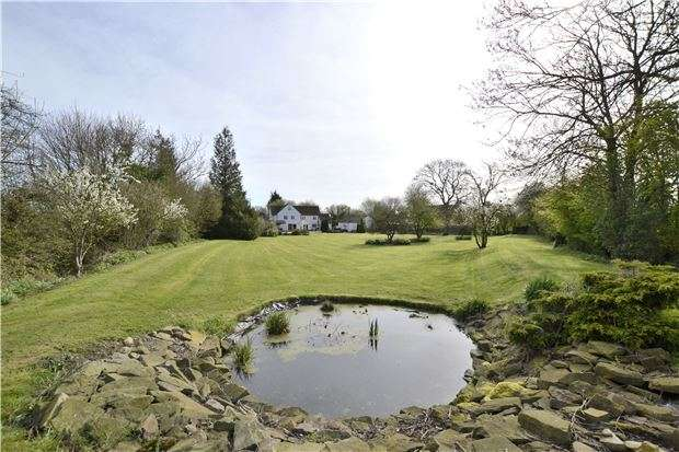 6 Bedrooms Detached House for sale in Bow Lane House, Longney, Gloucester, GL2 3SW