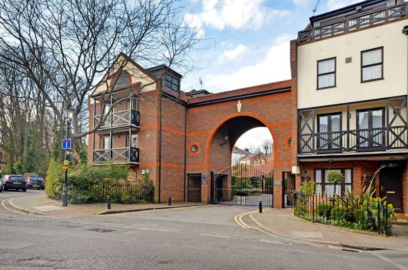 4 Bedrooms Terraced House for sale in Millside Place, Old Isleworth, TW7