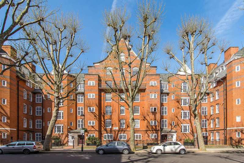 2 Bedrooms Flat for sale in Hogarth House, Westminster, SW1P