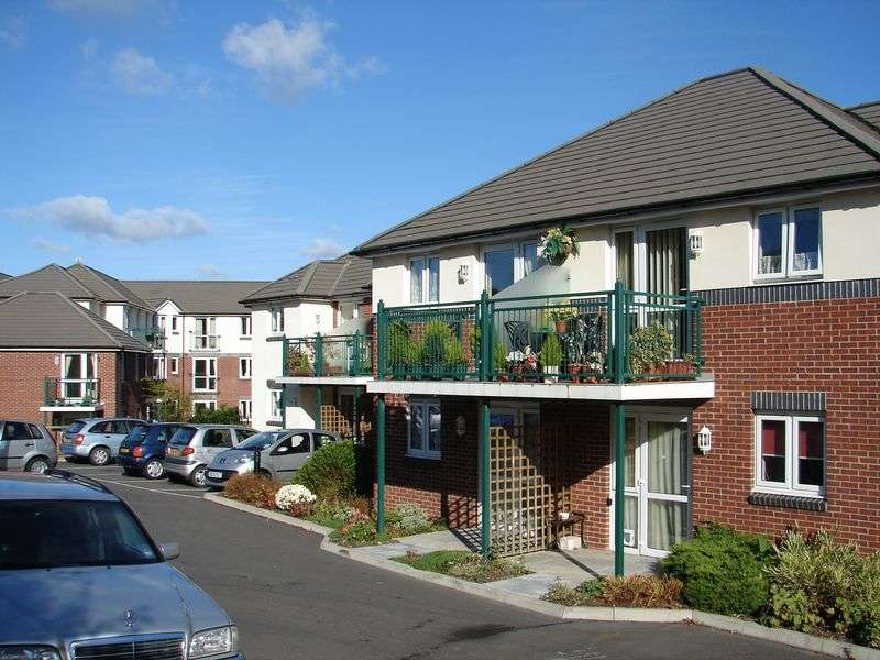 1 Bedroom Retirement Property for sale in Fielders Court, Southampton, SO30 3HH