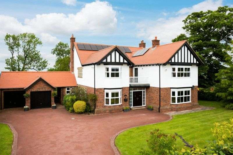 7 Bedrooms Detached House for sale in The Beeches, East Harlsey