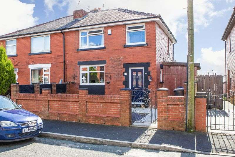 3 Bedrooms Semi Detached House for sale in West Street, Ince