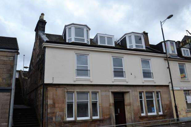 2 Bedrooms Flat for sale in Craighead Street, Barrhead, G78