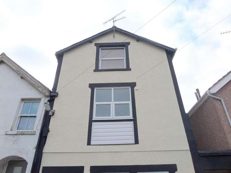 1 Bedroom Apartment Flat for sale in Jubilee Street, Llandudno