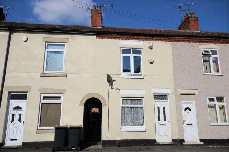 2 Bedrooms Terraced House for sale in Fife Street, Town Centre, Nuneaton, Warwickshire