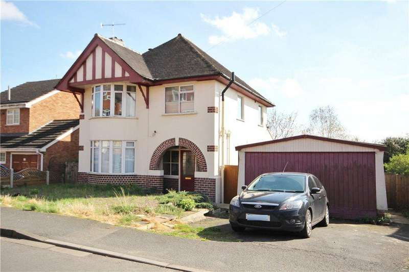 3 Bedrooms Detached House for sale in Hollymount, Worcester, Worcestershire, WR4