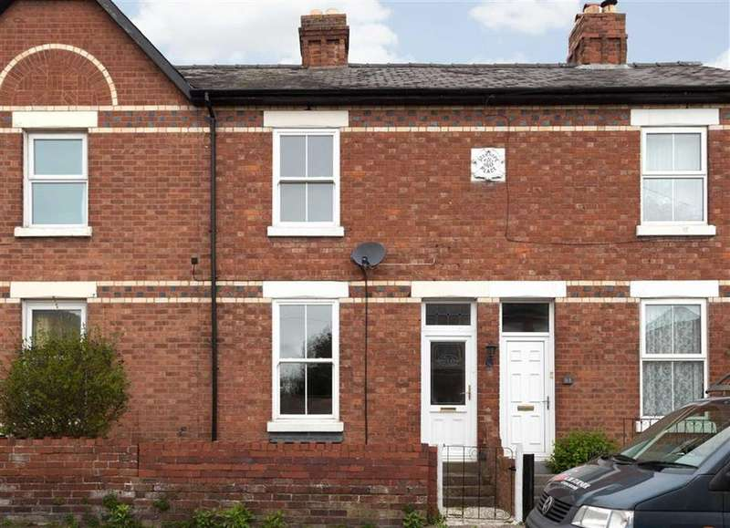 2 Bedrooms House for sale in Stanhope Street, WHITECROSS, Hereford
