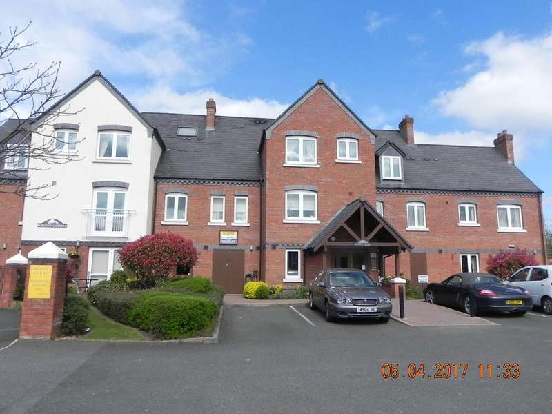 2 Bedrooms Retirement Property for sale in Penny Court, Rosy Cross, Tamworth B79 7QT