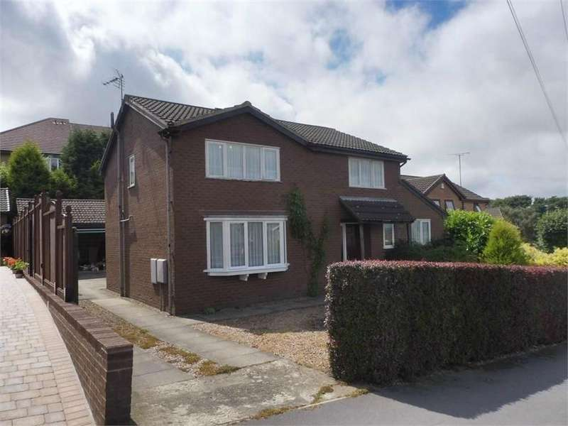 5 Bedrooms Detached House for sale in Westwood Side, Churwell, Morley, West Yorkshire