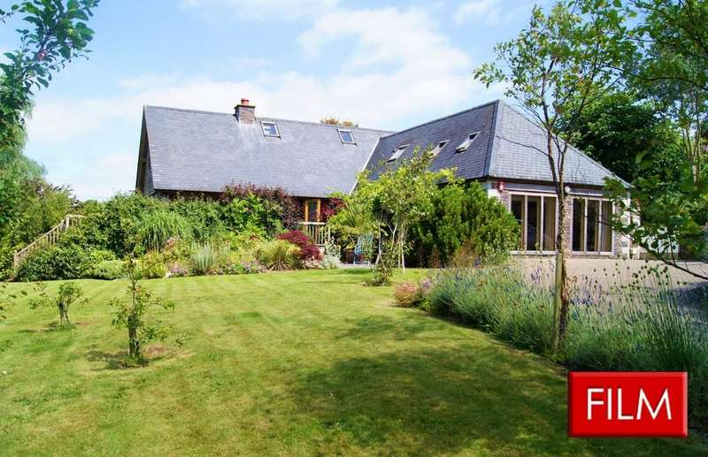 3 Bedrooms Detached House for sale in Townlake, Tavistock