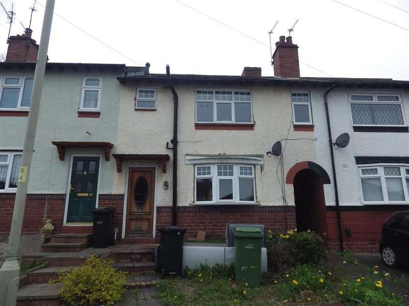 3 Bedrooms Terraced House for sale in George Road, Halesowen