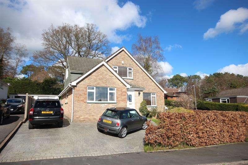 5 Bedrooms Chalet House for sale in Gladelands Way, Broadstone
