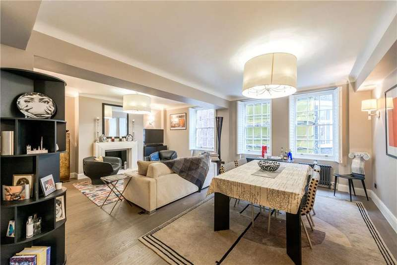 3 Bedrooms Apartment Flat for sale in Portman Square, London, W1H