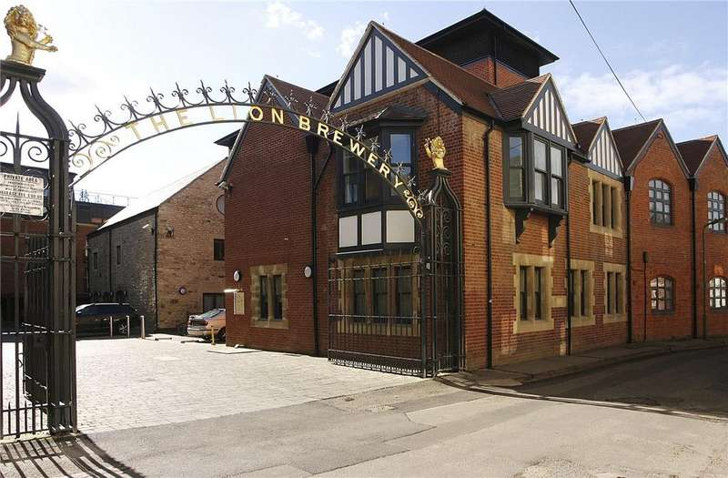 Apartment Flat for sale in The Lion Brewery, St. Thomas Street, Oxford, OX1