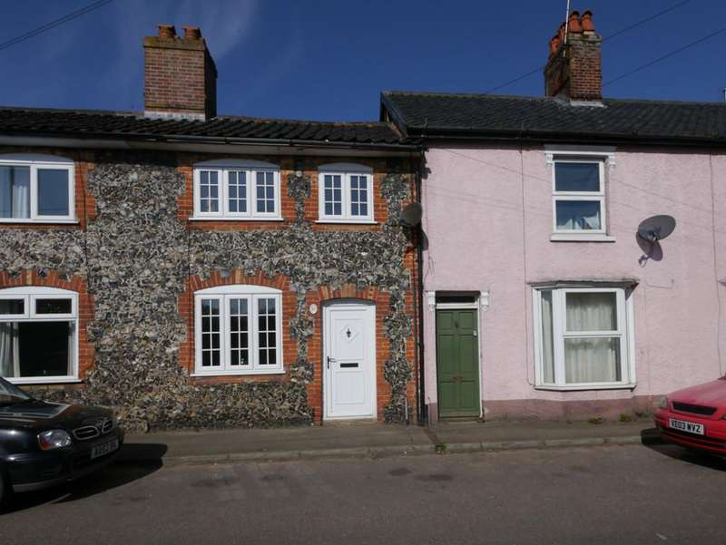 2 Bedrooms Terraced House for sale in College Road, Framlingham