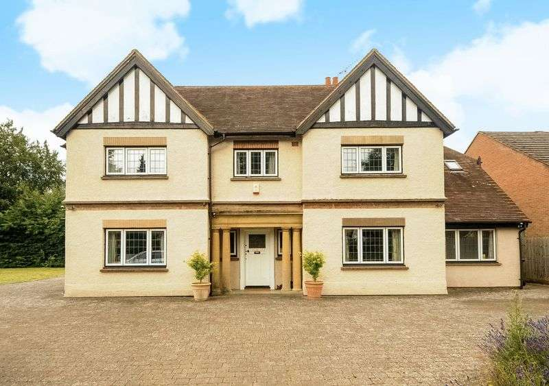5 Bedrooms Detached House for sale in Norman Avenue, Abingdon