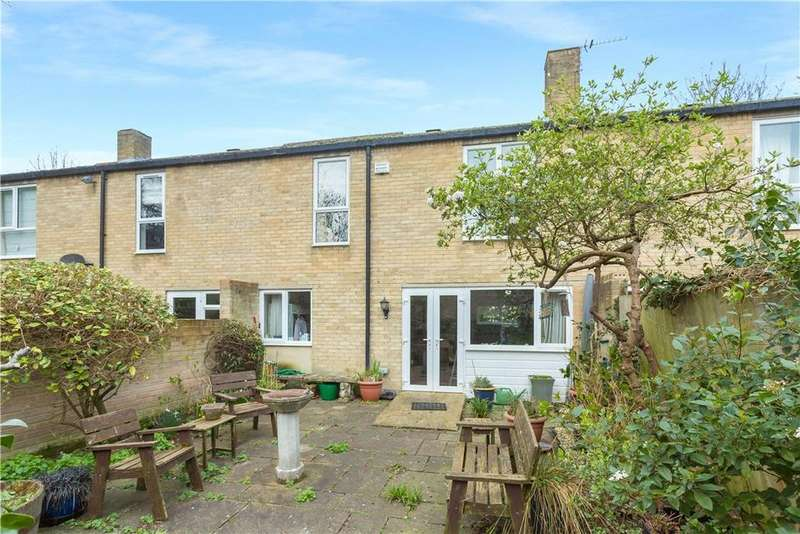 2 Bedrooms Terraced House for sale in Benson Place, Oxford, Oxfordshire, OX2