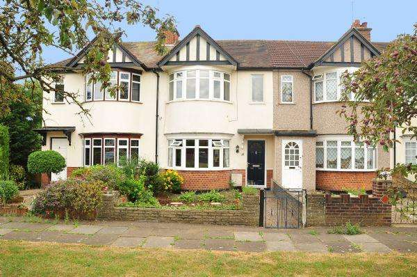 2 Bedrooms Terraced House for sale in Kingswear Road, Ruislip