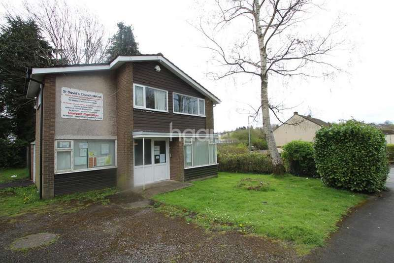 4 Bedrooms Detached House for sale in Tone Close, Bettws, Newport