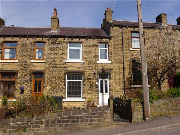 3 Bedrooms Terraced House for sale in Causeway Side, Huddersfield
