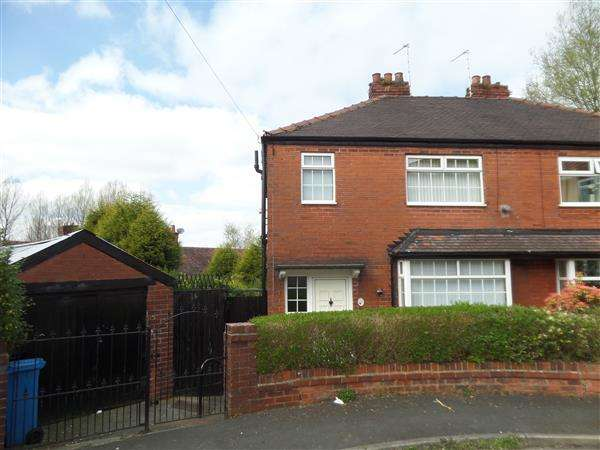 3 Bedrooms Semi Detached House for sale in Hertford Road, Manchester