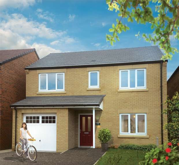 4 Bedrooms Detached House for sale in *PLOT 120 - LAST 1* - CARPETS, VINYL, TURF, Eden Field, Newton Aycliffe, Durham