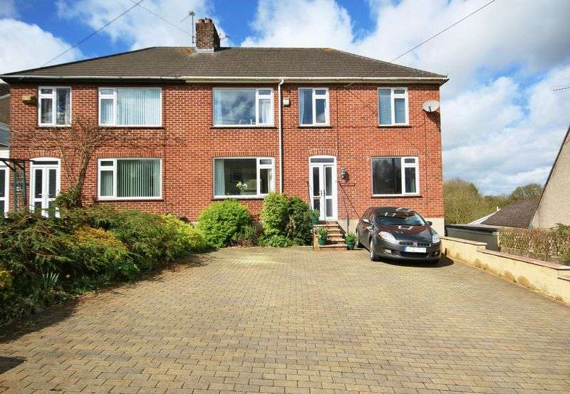 4 Bedrooms Semi Detached House for sale in Bowden Hill, Chilcompton