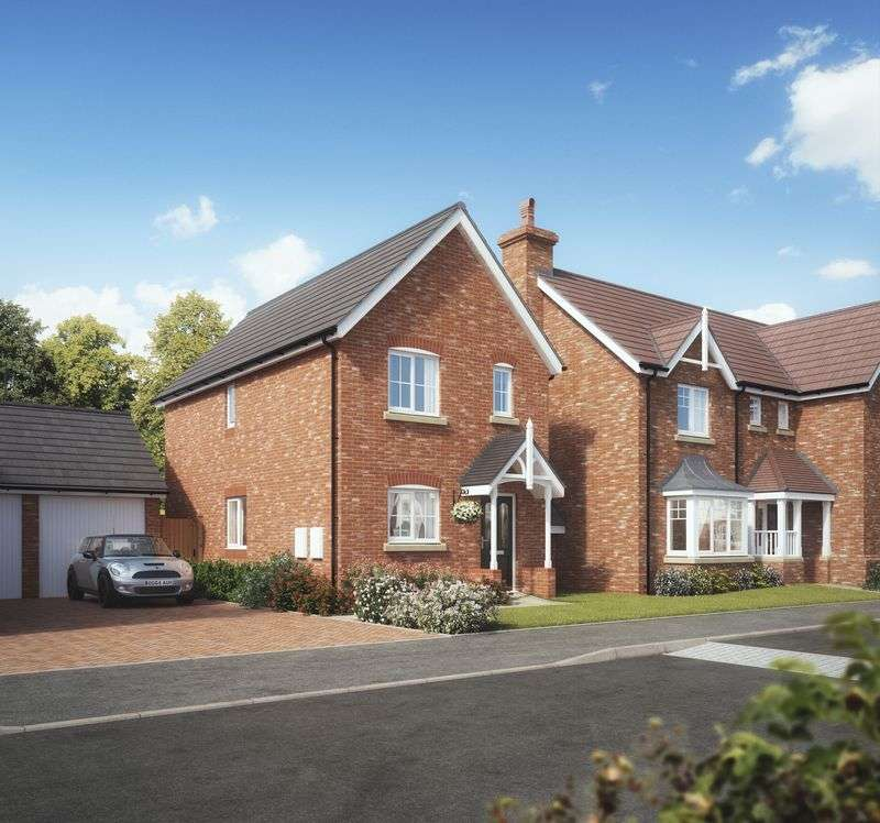 3 Bedrooms Detached House for sale in Kings Vale, Baschurch