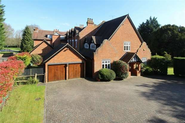 5 Bedrooms Country House Character Property for sale in Send, Woking, Surrey