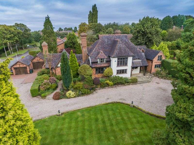 7 Bedrooms Detached House for sale in Perton Road, Wightwick, Wolverhampton